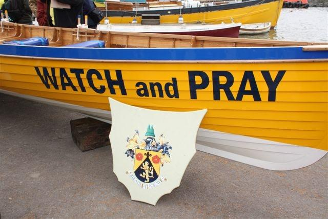 watch and pray boat