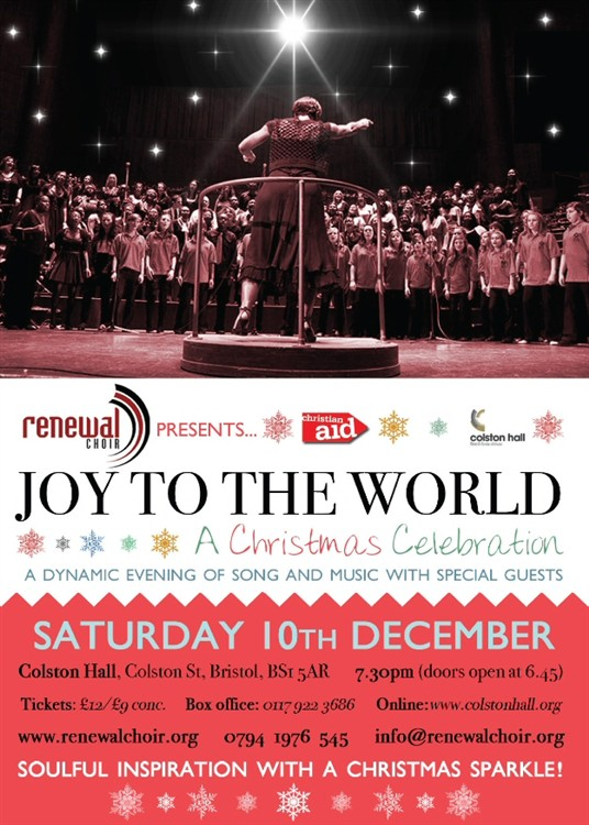 Joy to the World Flyer- A5