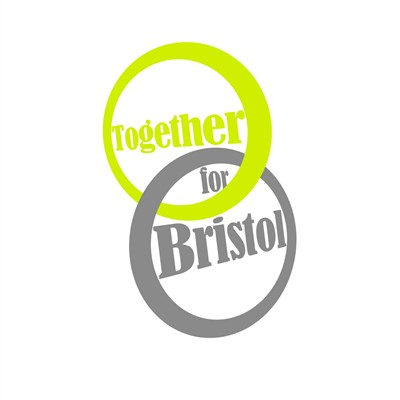 Together for Bristol logo