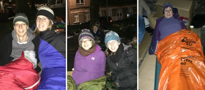 sleep out collage cropped 2017