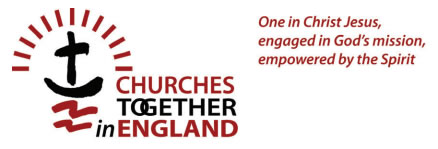 churches together letter logo